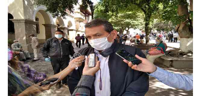 Gobernador Ramón Guevara espera que censo pecuario no quede en el papel