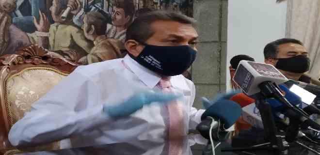Ramón Guevara pidió a Cantv estabilidad en las comunicaciones
