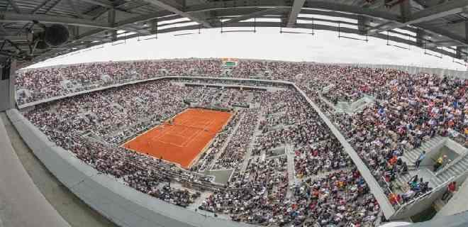 Roland Garros limitará a 5.000 los espectadores diarios por el covid-19