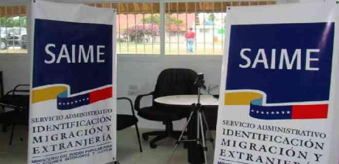 Por órdenes de Maduro el Saime sigue cerrado