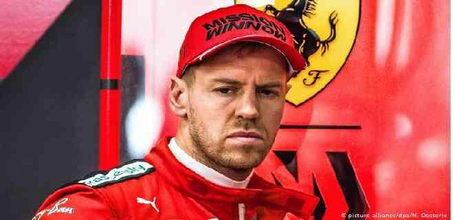 Vettel pilotará un Aston Martin a partir de 2021