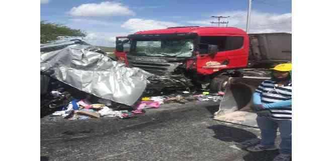 Accidente al norte de Barquisimeto deja dos muertos y un herido