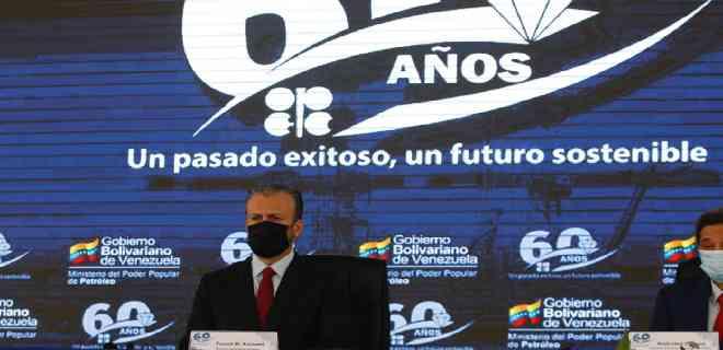 El Aissami propone creación de la Universidad y el Banco de la OPEP