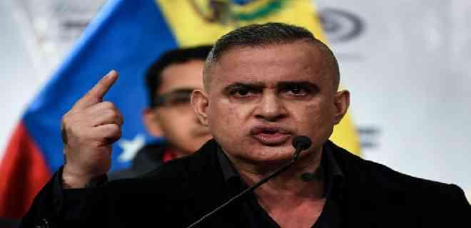 """Tarek William Saab: Si alguno de los """"indultados"""" vuelve a cometer un delito, será castigado como corresponde"""