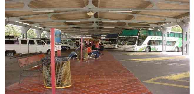 A partir del 05 de octubre Terminal de Pasajeros reabrirá con rutas suburbanas
