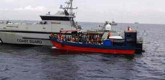 Detenidos 13 venezolanos que buscaban entrar ilegalmente a Trinidad y Tobago