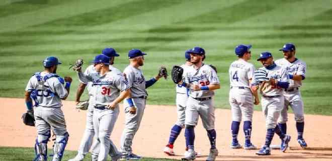 Los Dodgers vencieron a Bravos y siguen con vida
