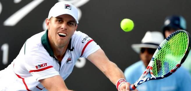 Tenista estadounidense se fuga de Rusia tras dar positivo a COVID-19