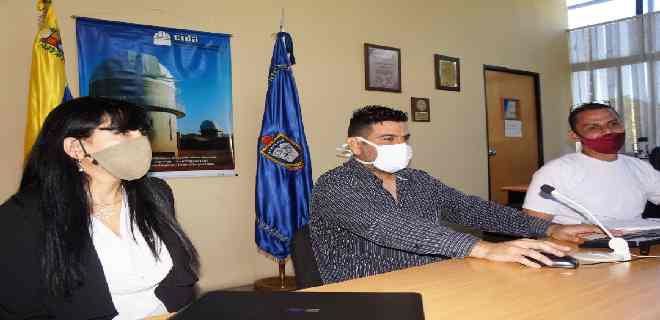 Escombros espaciales: tema abordado en una conferencia online en la Unefa Mérida