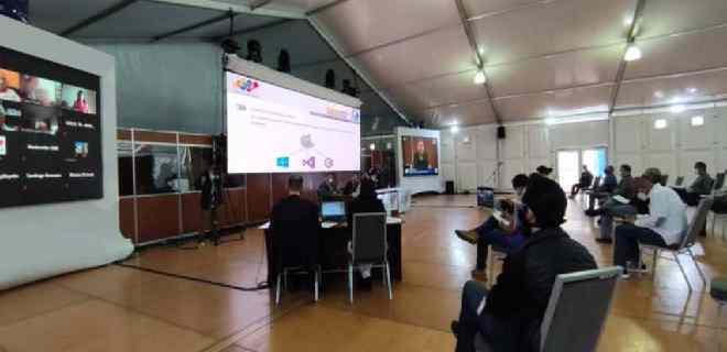 CNE realiza auditoría de software de máquinas de votación
