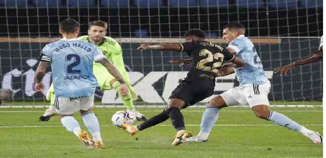 0-3 | El Barcelona vence y convence con Ansu Fati de nuevo estelar