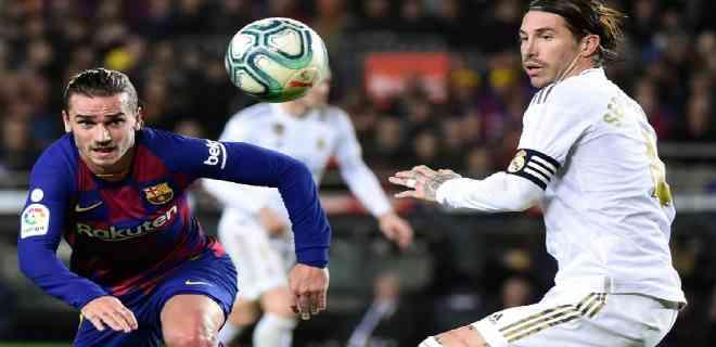 El clásico | Barcelona vs Real Madrid será sin público