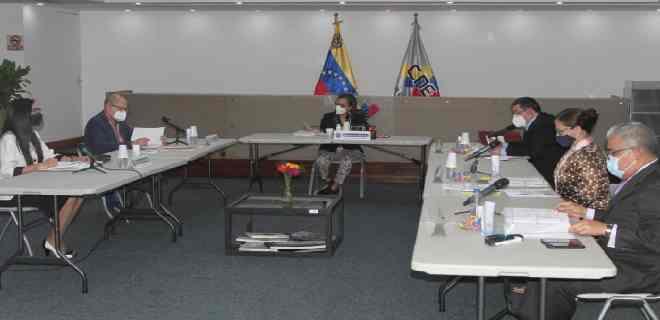 CNE evaluó normativa para la regulación de campaña electoral rumbo al 6-D