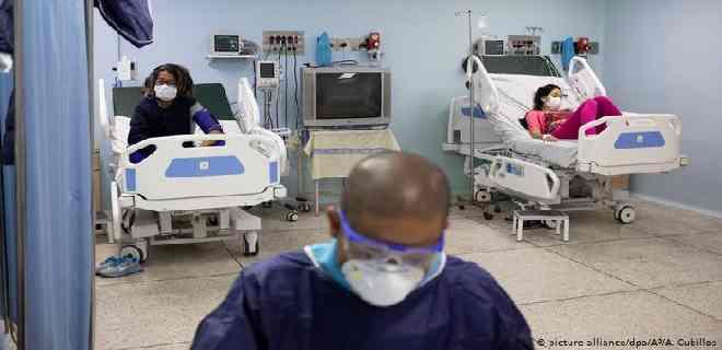 Venezuela contabiliza 79.117 casos de covid-19