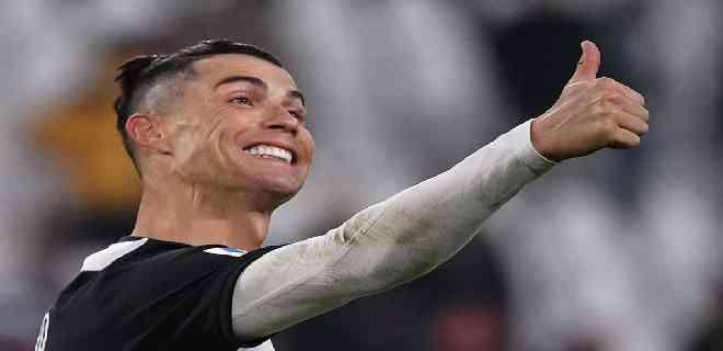 Cristiano Ronaldo dio positivo en la prueba de coronavirus