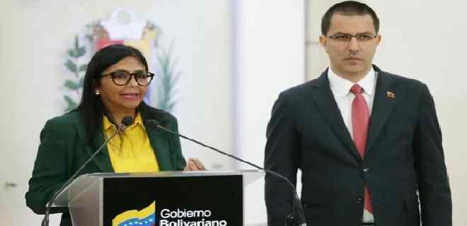 «Elemento de necesidad para Venezuela»: Gobierno presenta Ley Antibloqueo ante el cuerpo diplomático