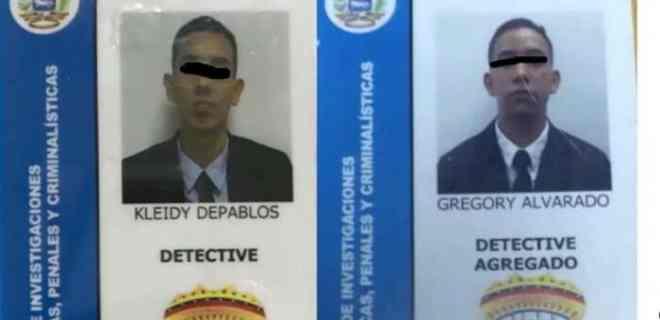 Detenidos 2 detectives del Cicpc por robar celulares