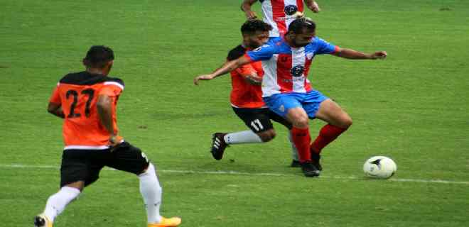 Estudiantes de Mérida tropezó en el inicio de la Liga Futve