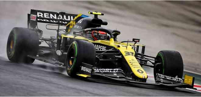 """Alonso, tras rodar con Renault: """"Hay potencial y margen de mejora"""""""