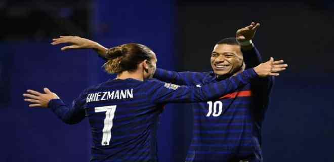 1-2 | Francia no falla en Croacia y mantiene el pulso con Portugal