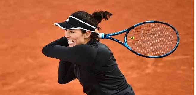 Muguruza vence con autoridad a Krystina Pliskova en Roland Garros