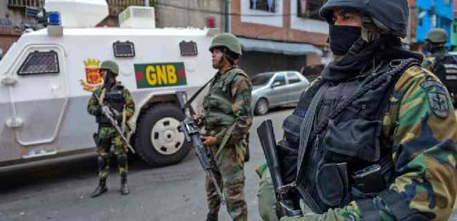 Abatidos por la GNB tres asaltantes de vehículos en la Zona Panamericana