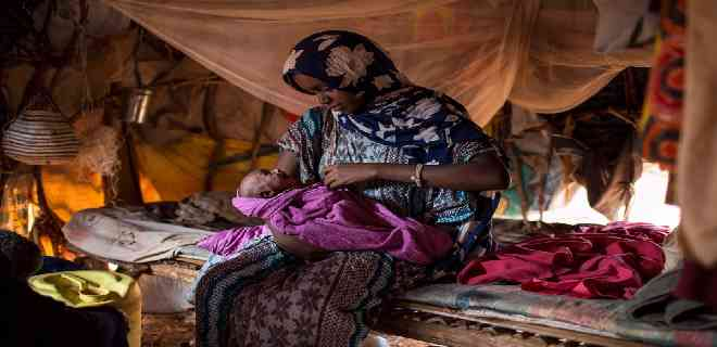 El hambre amenaza con dispararse en un mundo bajo pandemia