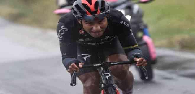 Ecuatoriano Jhonatan Narváez ganó la duodécima etapa del Giro de Italia