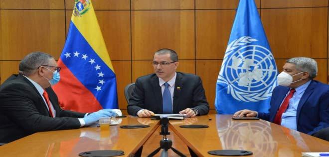 Venezuela pide a la FAO fijar posición sobre sanciones impuestas por EEUU