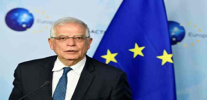 UE insta a Borrell a continuar «facilitando el diálogo» en Venezuela