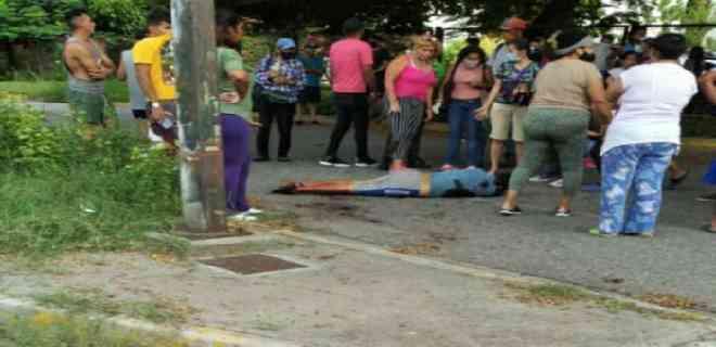 Exigen justicia por el asesinato de un joven en Nueva Casarapa
