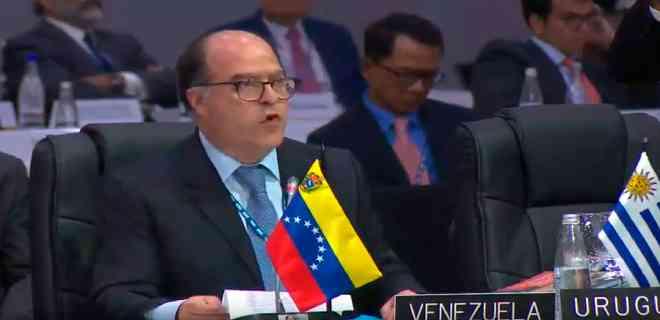 Borges a la OEA: Lo peor que puede pasar en Venezuela es que no pase nada
