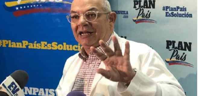 Doctor Castro sugiere tomar en cuenta solo reportes de la OMS de los martes