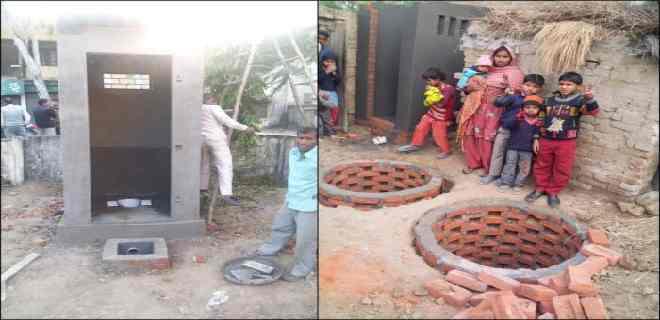 En India continúan defecando al aire libre