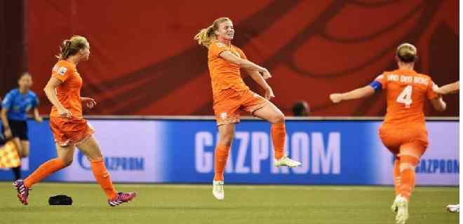 Liga femenina holandesa fue paralizada por el covid-19