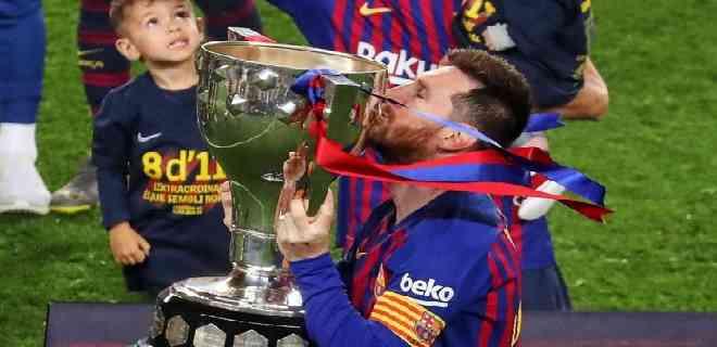 El Barcelona paseará sus trofeos por Latinoamérica en marzo