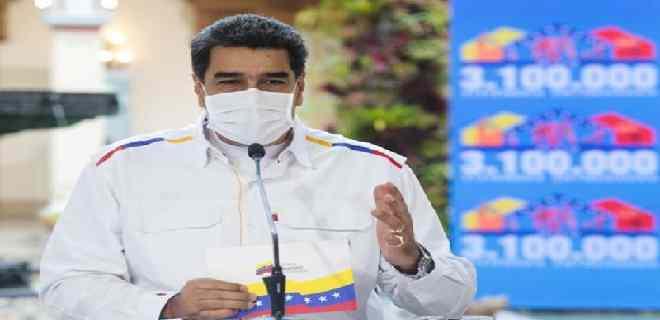 Así reaccionó Maduro ante la oferta de recompensa por Motta Domínguez emitida por EE UU