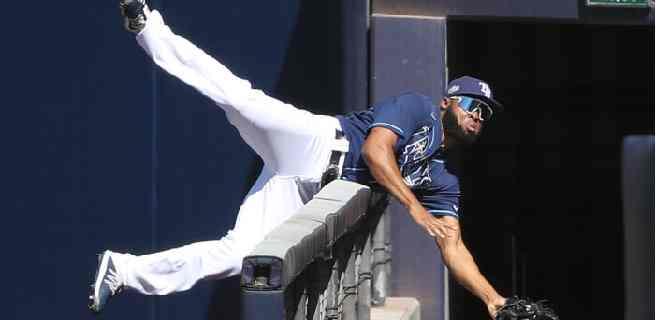 Rays, con el bate y el guante de Margot, vuelven a ganar a los Astros