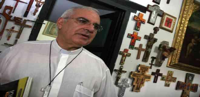 """Monseñor Moronta cree que la oposición aún puede presentar una """"buena"""" hoja de ruta"""