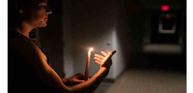 Mérida celebró sus 462 años de fundación sometida en el caos eléctrico