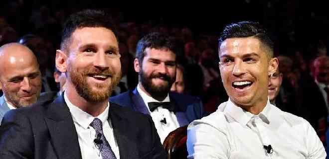 Messi y CR7 entre candidatos a mejores delanteros del 'Dream Team'