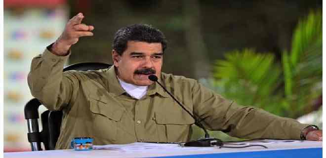 """Maduro insta al rey Felipe VI a una rectificación histórica por el """"genocidio"""" en América"""