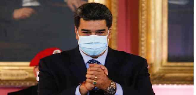 Maduro aspira que ANC apruebe Ley Antibloqueo la próxima semana
