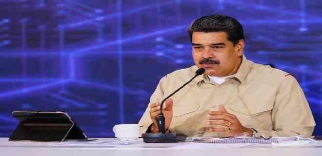 Maduro dice que la ley antibloqueo dará nuevas perspectivas económicas