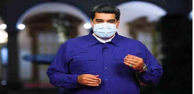 Maduro anunció reactivación de vuelos internacionales