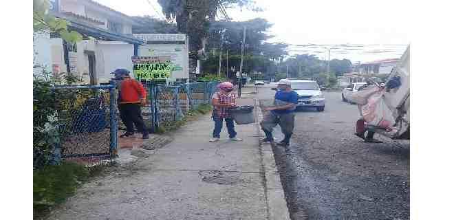 Alcaldía de Mérida realizó Jornada especial de limpieza