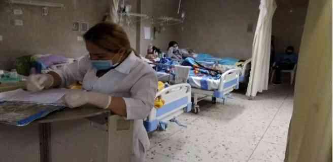 Venezuela contabiliza 347 nuevos casos de COVID-19 y cinco fallecidos más
