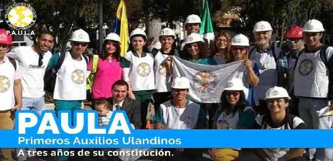 Fundación Primeros Auxilios Ulandinos -Mérida tiene nueva junta directiva