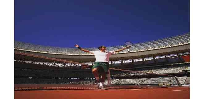 """Roger Federer se enfoca en 2021: """"Estoy en el camino correcto"""""""