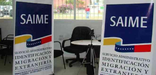 Especialista advierte que cierre del Saime vulnera derecho a la identificación